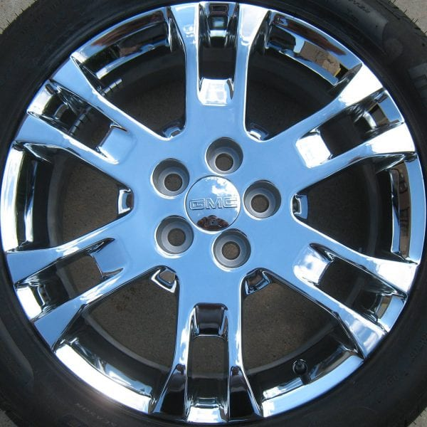 2015 Equinox Bolt Pattern >> GMC Terrain 5509C OEM Wheel | 19166671 | OEM Original Alloy Wheel
