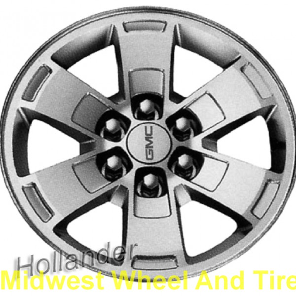 2017 Gmc Canyon Wheel Bolt Pattern >> GMC 5670MLS OEM Wheel | 94775676 | OEM Original Alloy Wheel