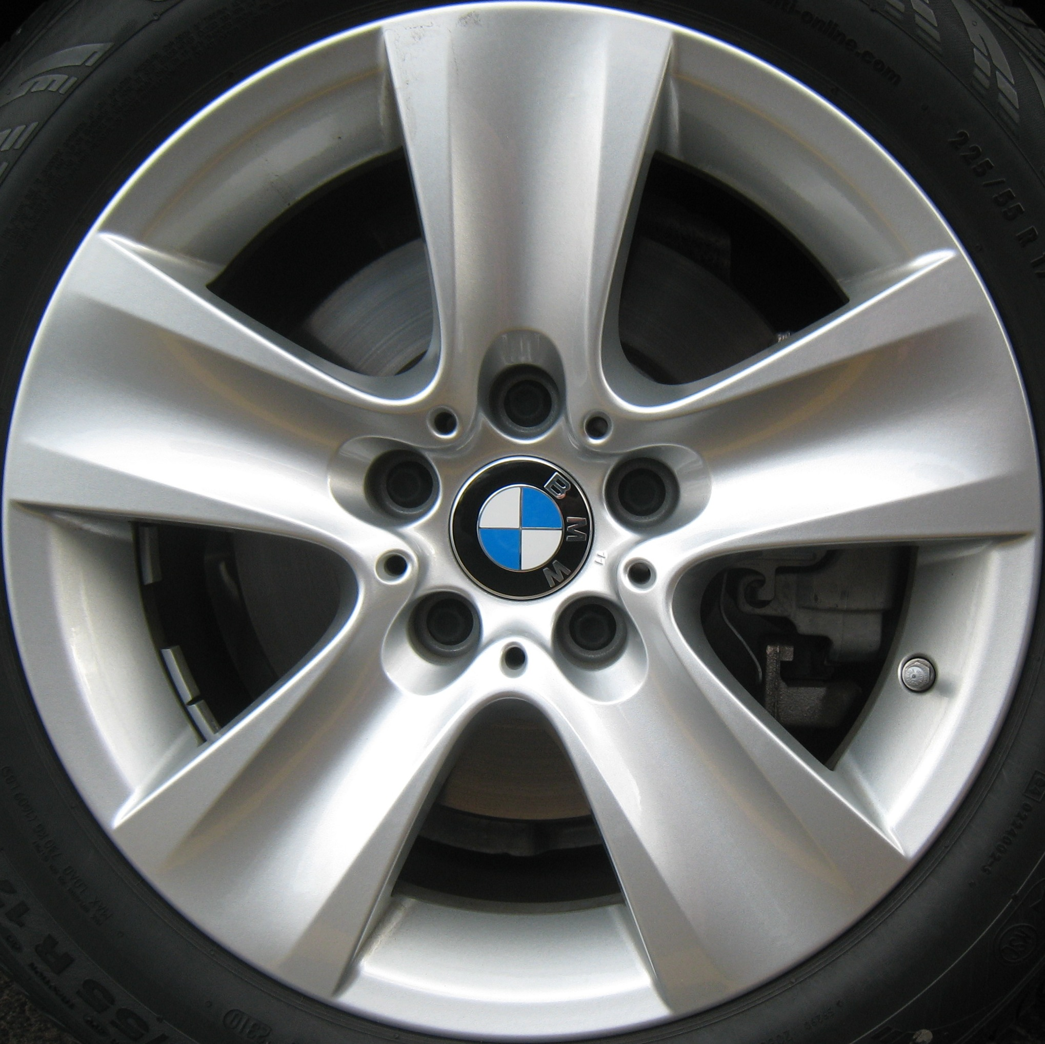 Bmw 71402s oem wheel 36116790172 oem original alloy wheel