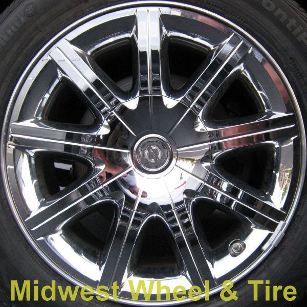Chrysler 300 Bolt Pattern >> Chrysler 2279CC OEM Wheel | 1DP33SZDAA | 1DL05SZ0AA | OEM Original Alloy Wheel