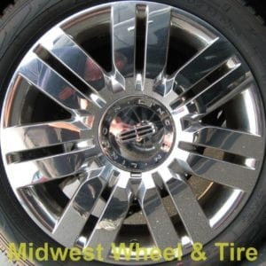 How To Read Tire Size >> Lincoln MKX 2008 OEM Alloy Wheels | Midwest Wheel & Tire
