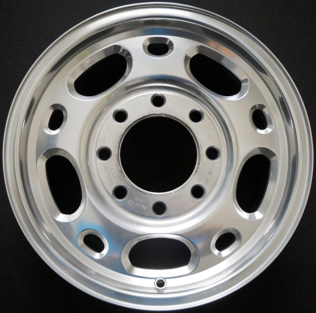 Chevrolet Silverado 2500 5079pr Oem Wheel 12368959 12368964 12487570 15039488 15039489