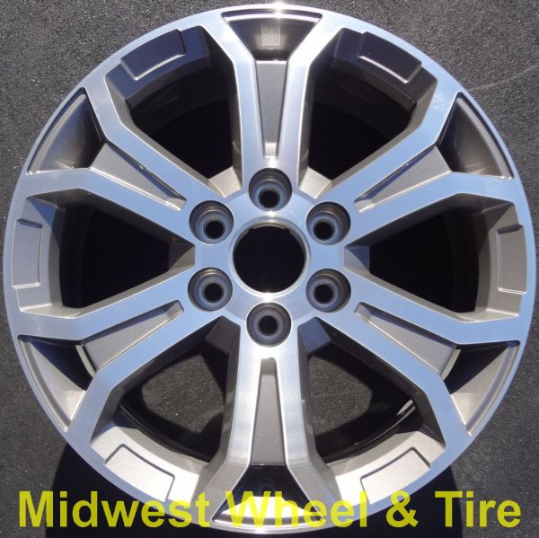Dodge Ram 1500 2014 Wheel Tire Sizes Pcd Offset And ...