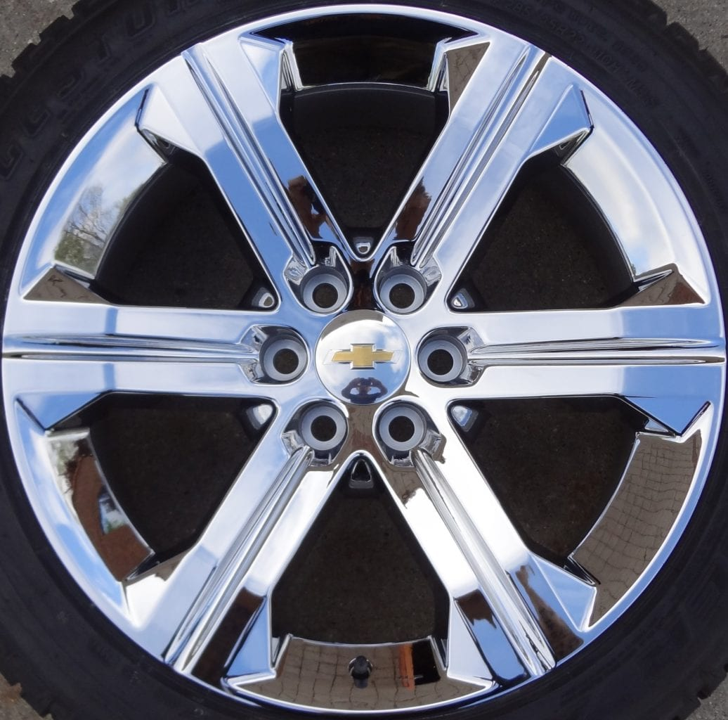 GMC Yukon 5667C OEM Wheel | 19301157 | OEM Original Alloy ...