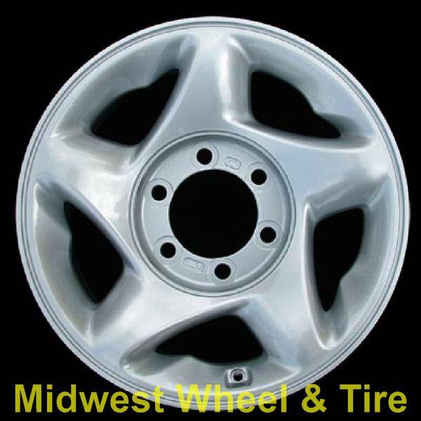 Toyota Tundra 69395S OEM Wheel