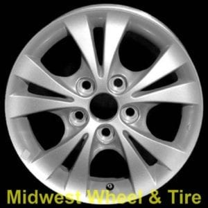 toyota camry 2004 oem alloy wheels midwest wheel tire. Black Bedroom Furniture Sets. Home Design Ideas
