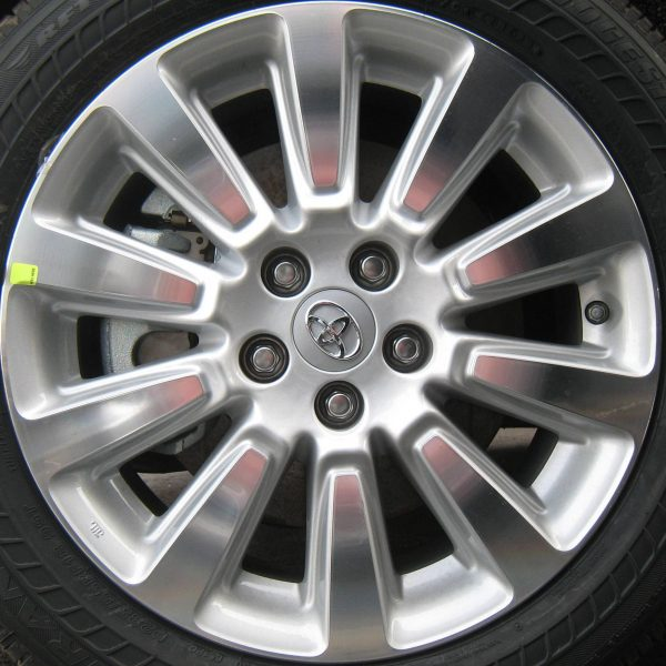 2014 Sienna Tire Size >> Toyota 69583MS OEM Wheel | 4261108090 | OEM Original Alloy Wheel
