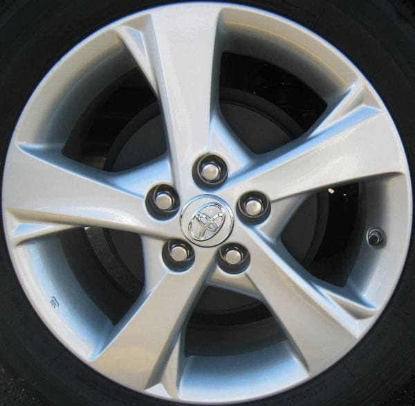 Toyota 69610s Oem Wheel 4261112c10 Oem Original Alloy