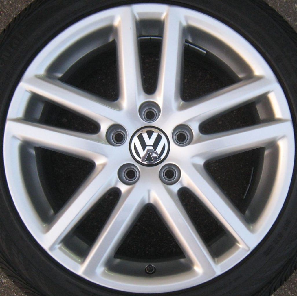 Volkswagen 69845S OEM Wheel | 3C0601025RQQ9 | OEM Original Alloy Wheel