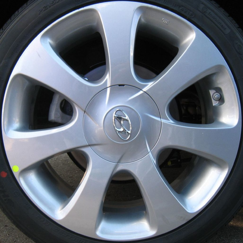 Hyundai 70807s Oem Wheel 529103x350 529103x300 Oem Original Alloy Wheel