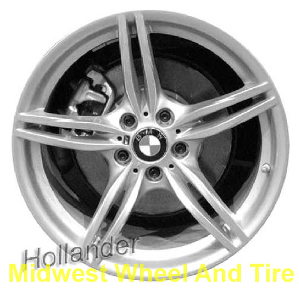 Bmw Bolt Pattern >> BMW Z4 71437S OEM Wheel | 36117842136 | OEM Original Alloy Wheel