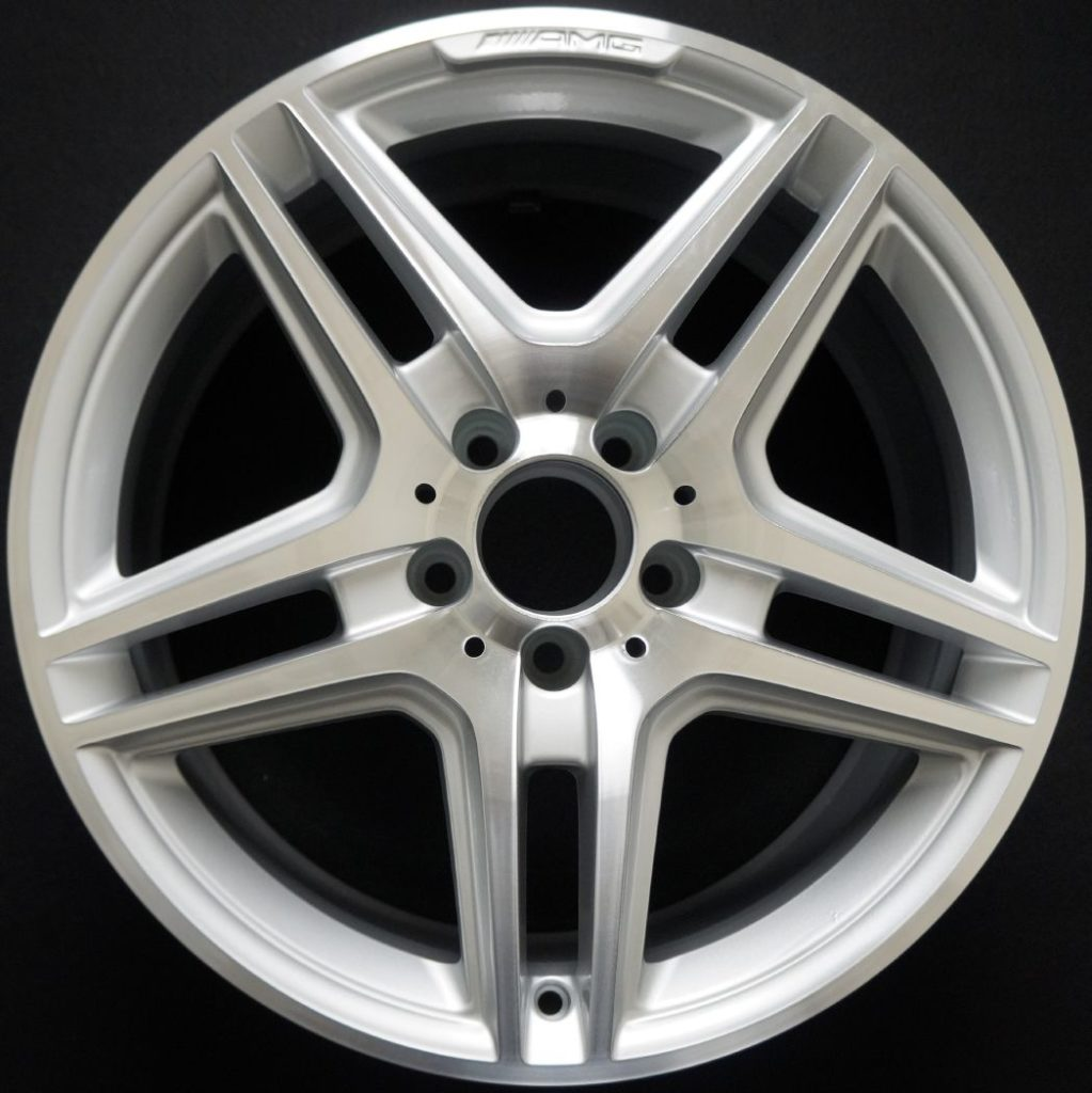 2015 Mercedes E350 >> Mercedes 85146MS OEM Wheel | 2124013602 | OEM Original Alloy Wheel