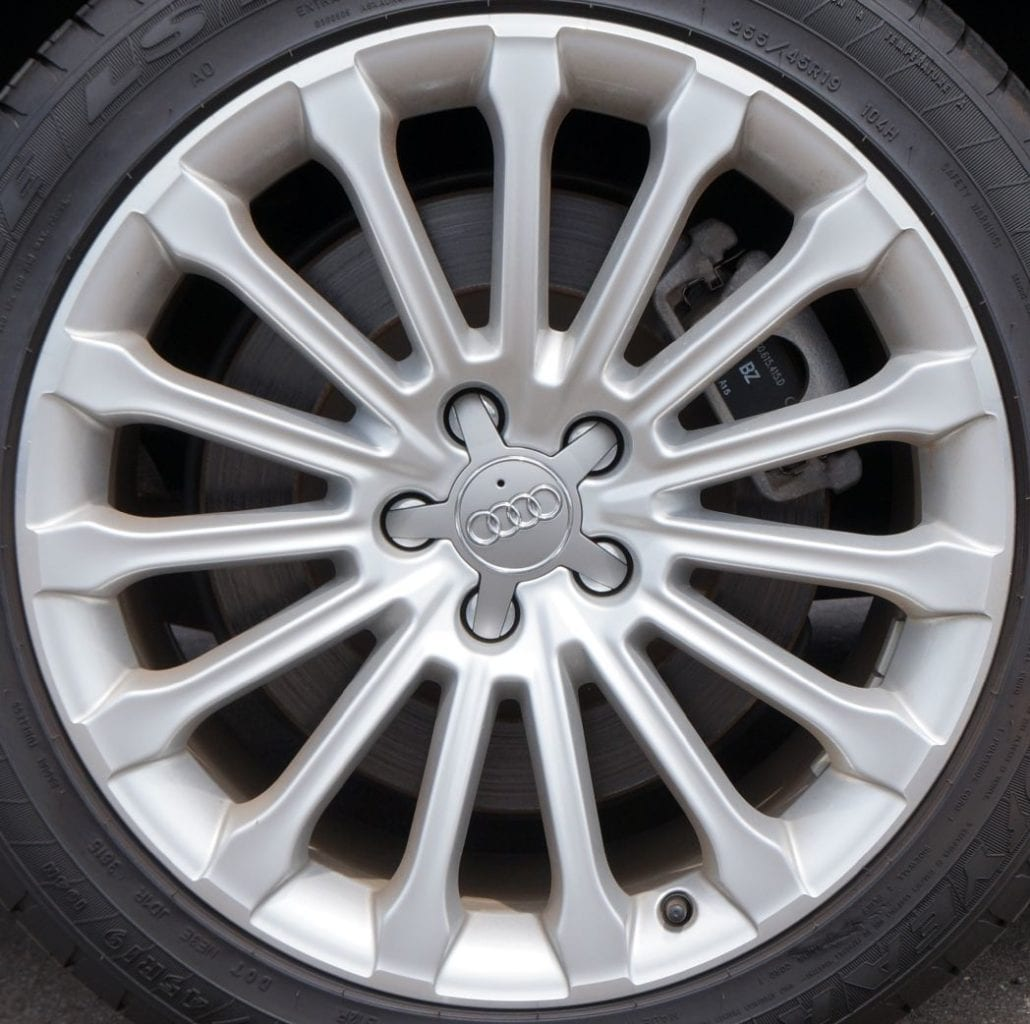 OEM Original Alloy Wheel