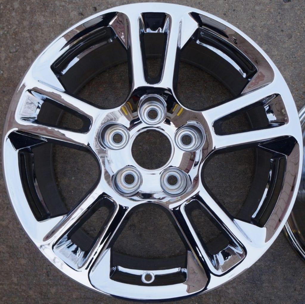 Acura TL 71785C OEM Wheel