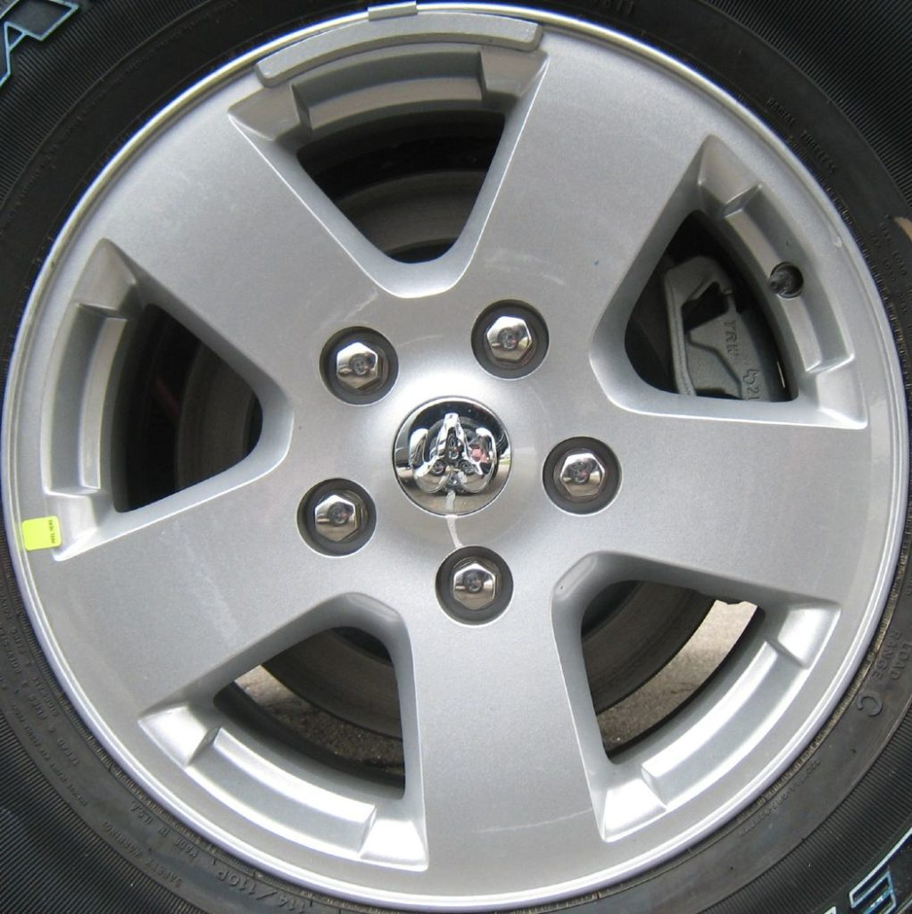 Dodge Ram 1500 2362S OEM Wheel