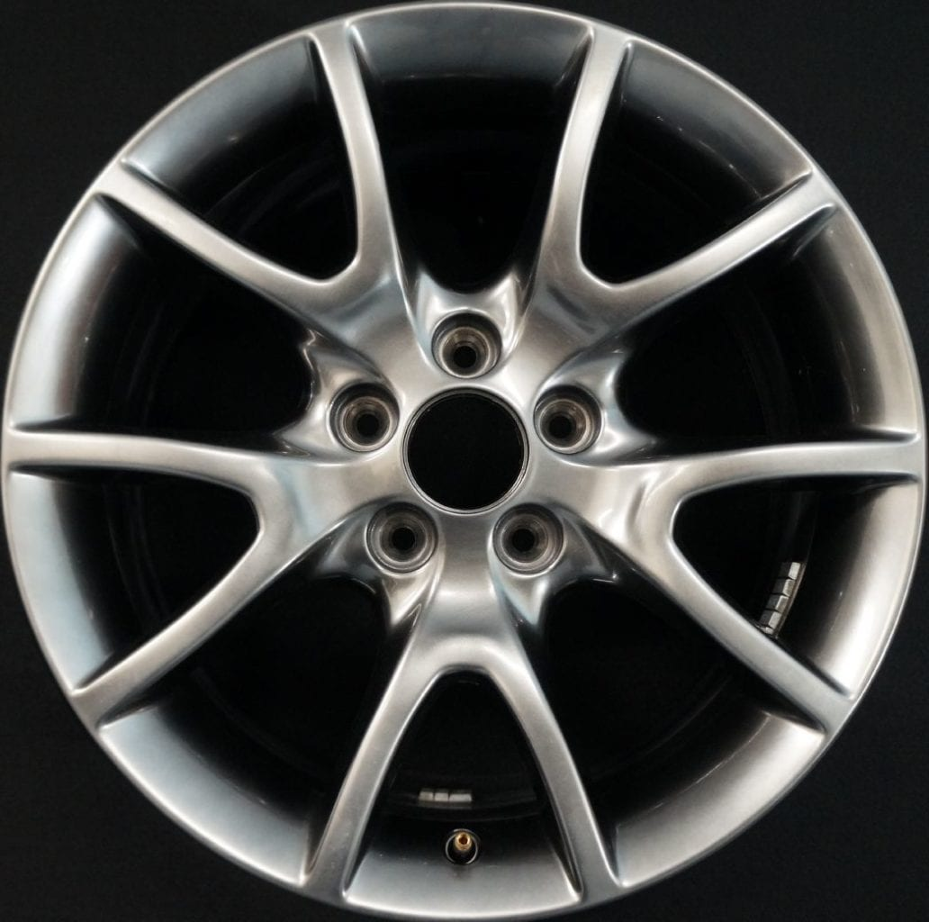 dodge dart wheels rims wheel rim stock oem replacement. Black Bedroom Furniture Sets. Home Design Ideas