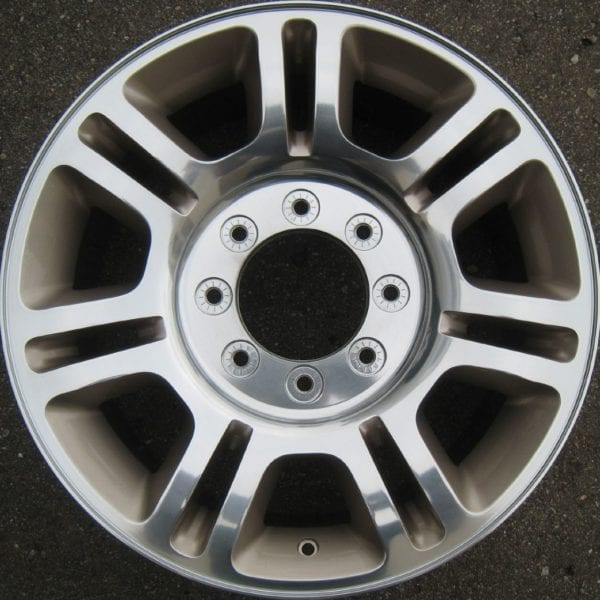 Ford 3845PA OEM Wheel | BC3Z1007D | BC341007DB | OEM Original Alloy Wheel