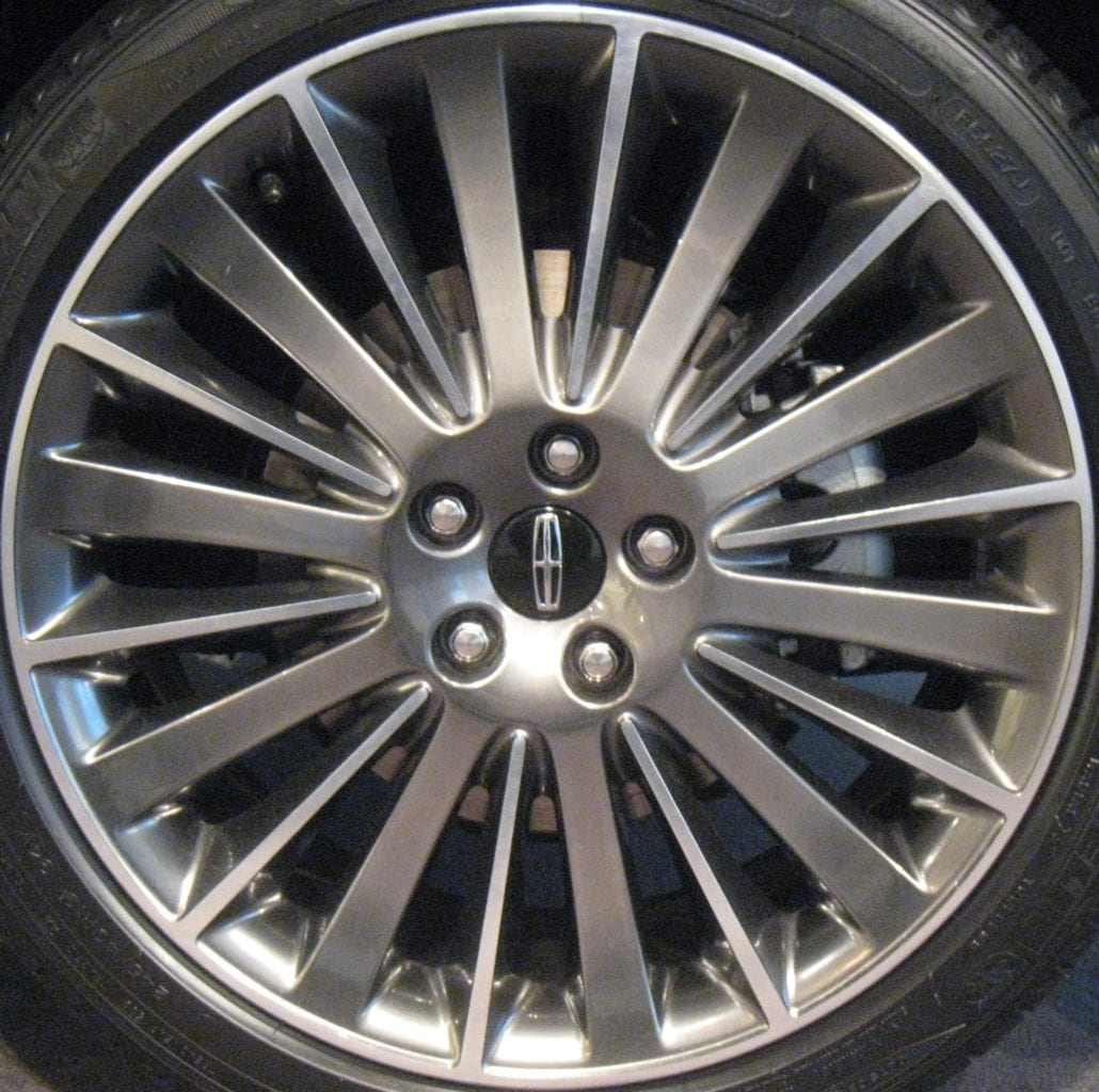 Lincoln Mkz 3955mg Oem Wheel Dp5z1007c Dp5c1007c1a