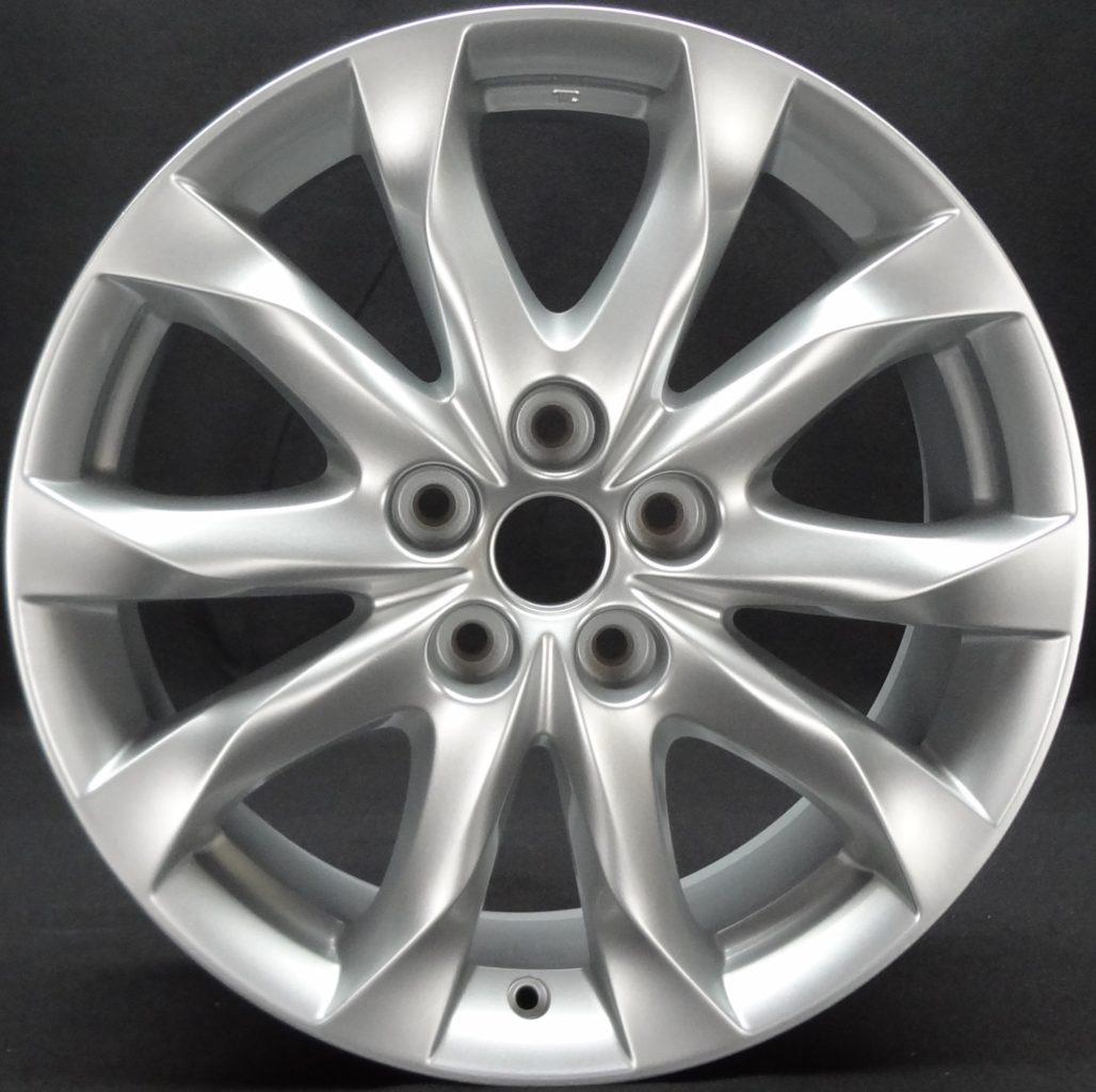 mazda 64962s oem wheel 9965227080 oem original alloy wheel. Black Bedroom Furniture Sets. Home Design Ideas