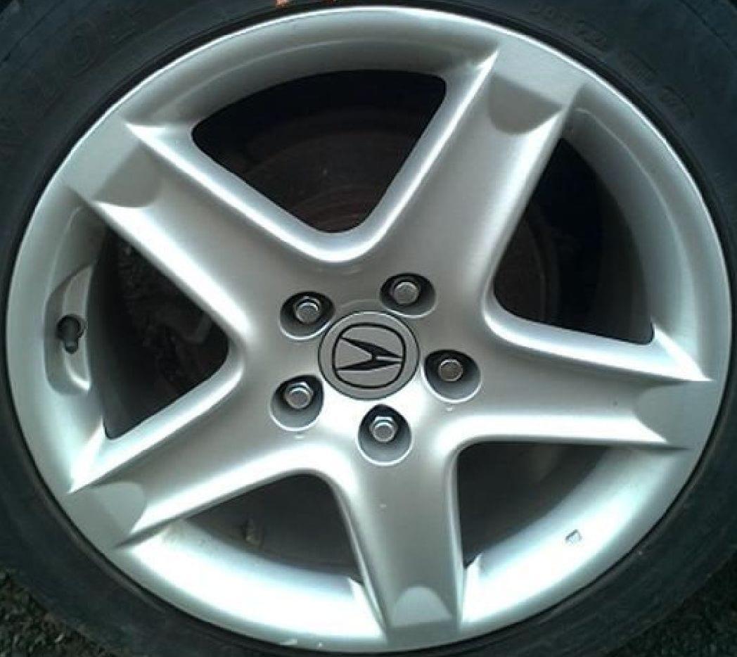 Acura TL S OEM Wheel SEPA SEPA OEM Original - Acura tl rim