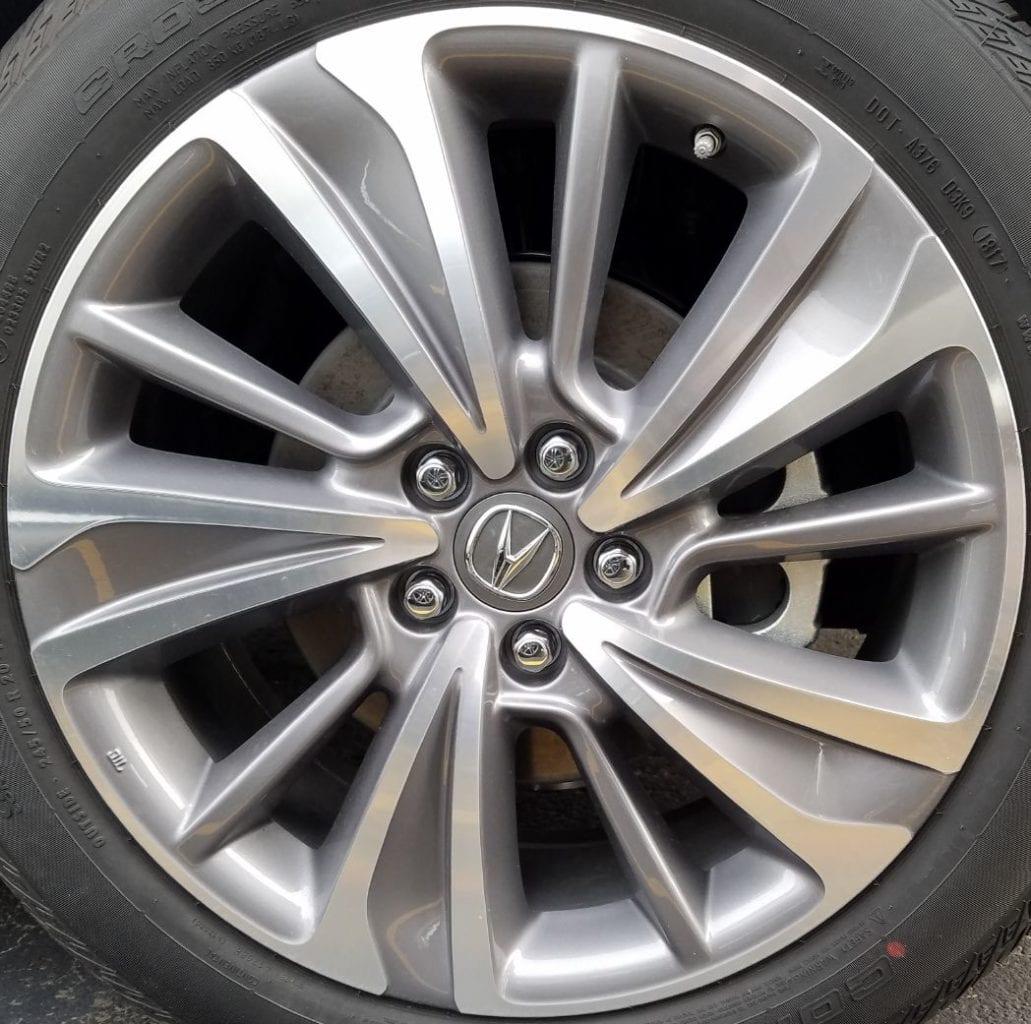 Acura MDX 71838MG OEM Wheel