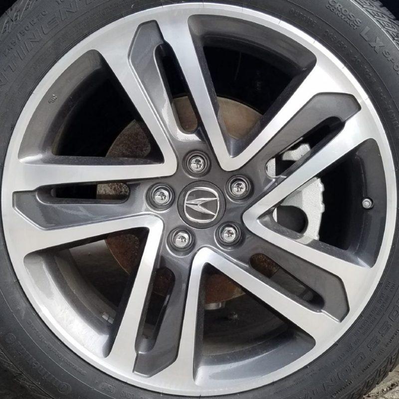 Acura MDX 2018 OEM Alloy Wheels